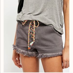 Free People Becket Slouch Short